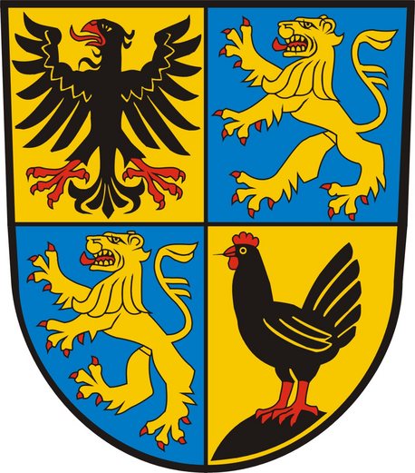 Coat of Arms of the Ilm district