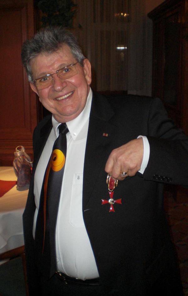 Bundesverdienstkreuz geht an Lutz Fritsche